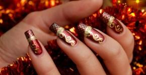 unhas vermelhas decoradas (25)